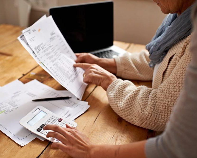 Calvert Home Mortgage | Tax Debt